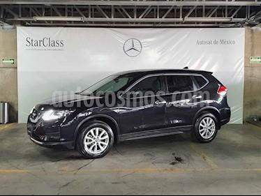 Nissan X-Trail 5p Sense 2 L4/2.5 Aut usado (2018) color Negro precio $299,000