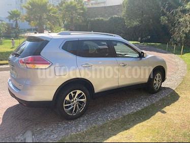 Nissan X-Trail Advance 2 Row usado (2015) color Plata precio $260,000
