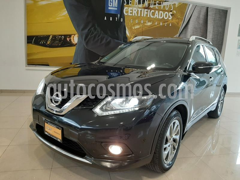 Foto Nissan X-Trail Exclusive 3 Row usado (2017) color Negro precio $277,900