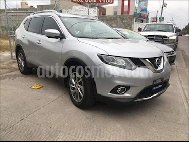 Nissan X-Trail Exclusive 3 Row usado (2016) color Plata precio $299,000