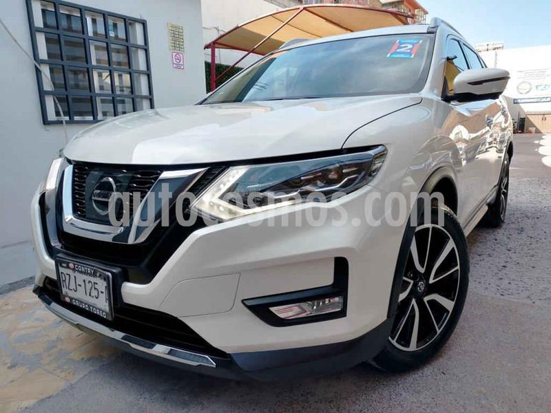 Foto Nissan X-Trail Exclusive 3 Row usado (2019) color Blanco precio $429,000