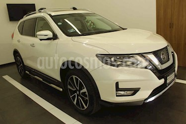 Nissan X-Trail 5p Exclusive 2 L4/2.5 Aut usado (2018) color Blanco precio $399,000