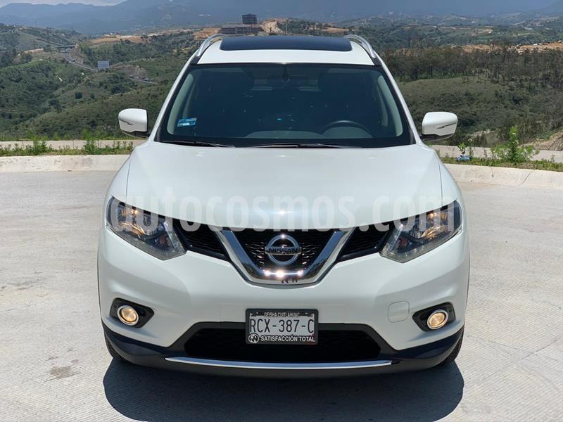 Nissan X-Trail Advance 2 Row usado (2017) color Blanco precio $279,000