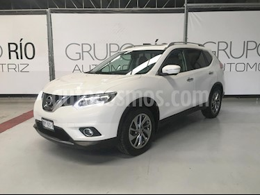 Nissan X-Trail Exclusive 2 Row usado (2016) color Blanco precio $275,000