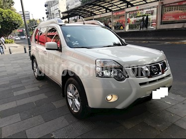 Foto Nissan X-Trail Advance usado (2014) color Blanco precio $78,000