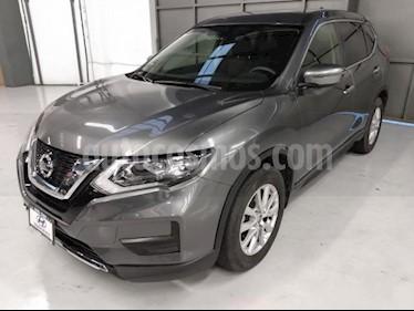 Nissan X-Trail 5P SENSE 3 L4/2.5 AUT BANCA ABATIBLE usado (2018) color Gris precio $295,000