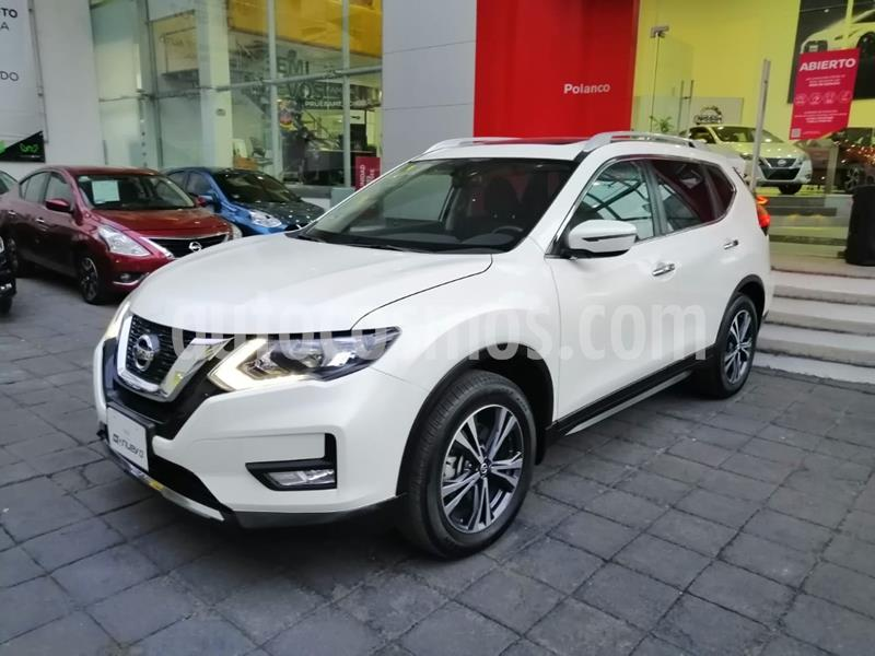 Nissan X-Trail Advance 3 Row usado (2019) color Blanco Perla precio $370,000