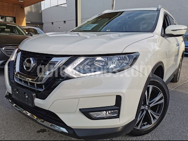 Nissan X-Trail Advance usado (2018) color Blanco precio $320,000