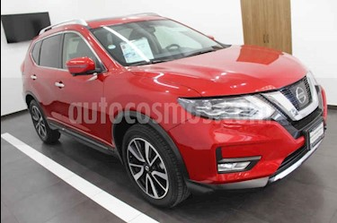 Foto Nissan X-Trail Exclusive 2 Row usado (2018) color Rojo precio $399,000