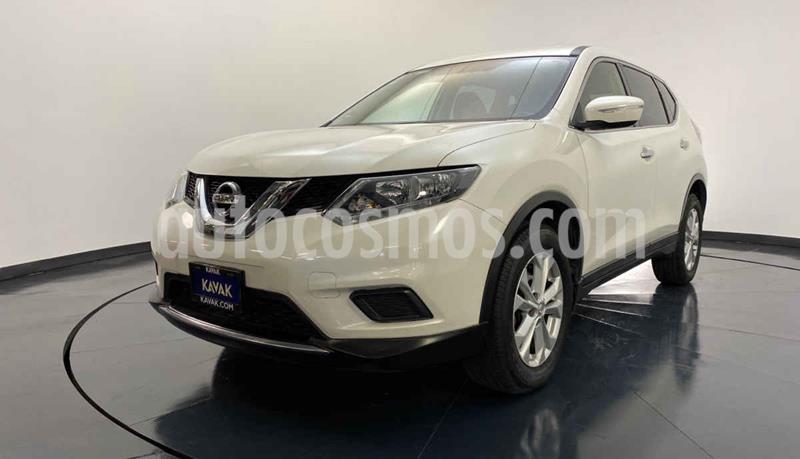 Nissan X-Trail Sense 2 Row usado (2016) color Blanco precio $254,999