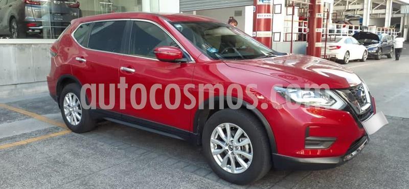Nissan X-Trail Sense usado (2019) color Rojo precio $370,806