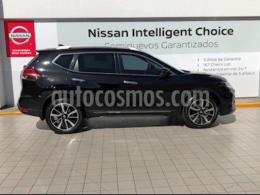 Nissan X-Trail Exclusive 2 Row usado (2018) color Negro precio $419,000