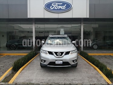 Nissan X-Trail Advance 2 Row usado (2017) color Plata precio $257,000
