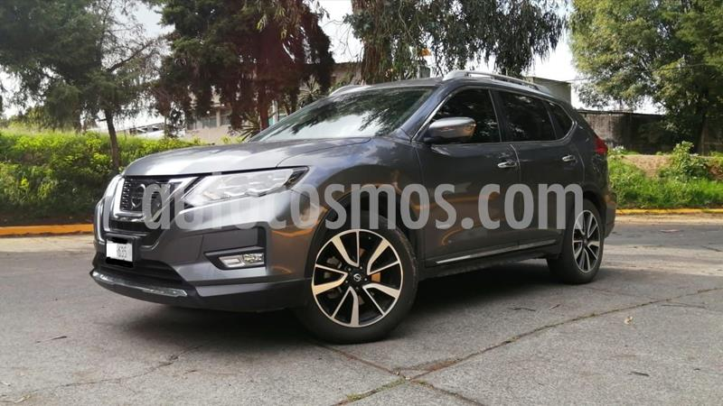 Nissan X-Trail Exclusive 2 Row Hybrid usado (2019) color Gris precio $480,000