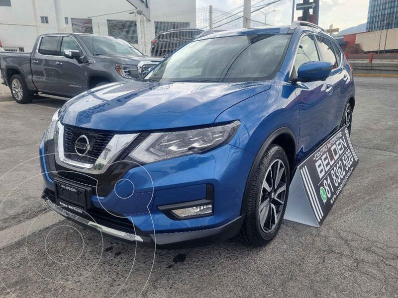 Foto Nissan X-Trail Exclusive 2 Row usado (2020) color Azul precio $528,000