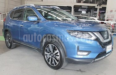 Nissan X-Trail Exclusive 3 Row usado (2019) color Azul precio $439,000