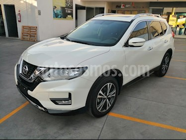 Nissan X-Trail Advance usado (2018) color Blanco precio $360,000