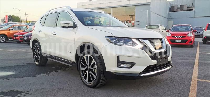 Nissan X-Trail Exclusive 2 Row Hybrid usado (2018) color Blanco precio $495,000