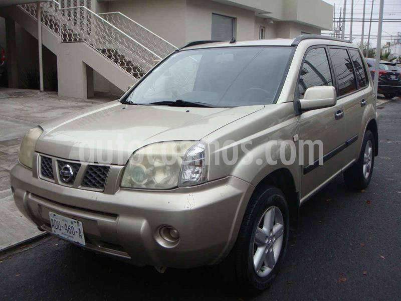 Nissan X-Trail LE 2.5L Comfort usado (2006) color Dorado precio $118,000