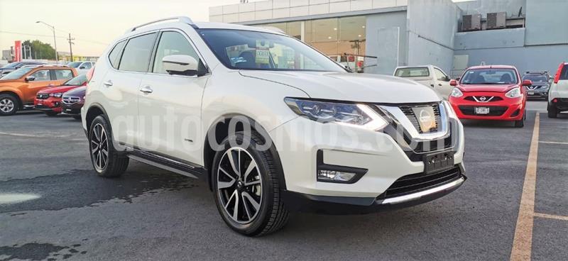 Nissan X-Trail Exclusive 2 Row Hybrid usado (2018) color Blanco precio $476,132