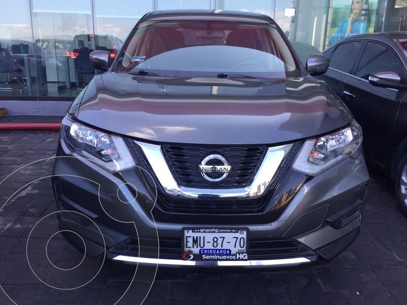 Foto Nissan X-Trail Sense 3 Row usado (2018) color Gris precio $315,000