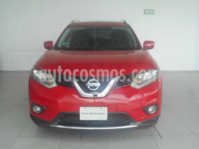 Nissan X-Trail 5P ADVANCE 2 L4/2.5 AUT usado (2015) color Rojo precio $239,000