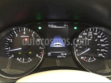 Nissan X-Trail 5P EXCLUSIVE CVT PIEL CD QC GPS 5 PAS. RA-18 usado (2018) color Amarillo precio $410,000