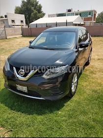 Nissan X-Trail Sense usado (2016) color Negro precio $210,000