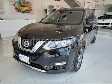 Nissan X-Trail Advance 3 Row usado (2020) color Negro precio $459,900