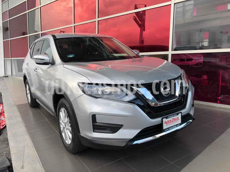 Nissan X-Trail Sense 2 Row usado (2019) color Plata precio $319,000