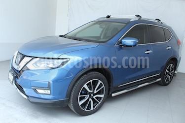 Nissan X-Trail 5p Exclusive 2 L4/2.5 Aut usado (2018) color Azul precio $379,000