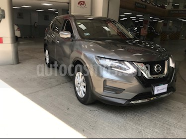 Nissan X-Trail Sense 2 Row usado (2018) color Gris Oxford precio $295,000