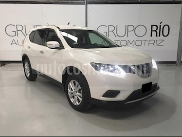 Nissan X-Trail Advance 2 Row usado (2016) color Blanco precio $250,000