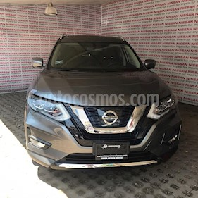 Nissan X-Trail Exclusive 3 Row usado (2019) color Gris Oxford precio $498,000