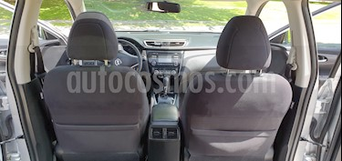 Nissan X-Trail Advance 2 Row usado (2016) color Plata precio $285,000