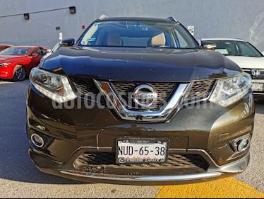 Nissan X-Trail Exclusive usado (2015) color Verde Oliva precio $220,000