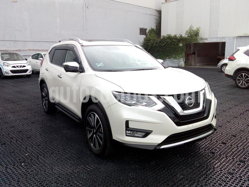 Nissan X-Trail Exclusive 3 Row usado (2019) color Blanco precio $469,000