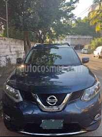 Nissan X-Trail Advance 2 Row usado (2017) color Azul precio $298,000
