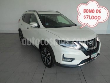 Nissan X-Trail 5P EXCLUSIVE 2 L4/2.5 AUT usado (2019) color Blanco precio $542,800