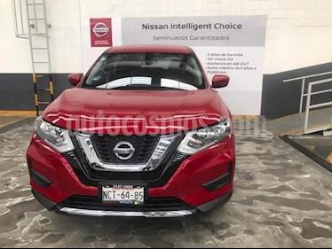 Nissan X-Trail 5P SENSE CVT CD 5 PAS. RA-17 usado (2019) color Rojo precio $339,900