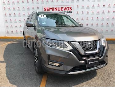 Nissan X-Trail Exclusive usado (2019) color Gris precio $408,000
