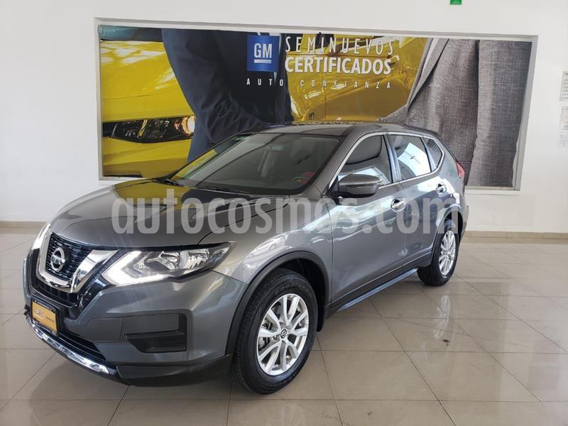 Nissan X-Trail Sense 2 Row usado (2019) color Negro precio $349,924