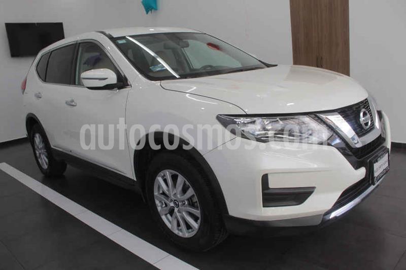 Nissan X-Trail Sense 2 Row usado (2019) color Blanco precio $329,000