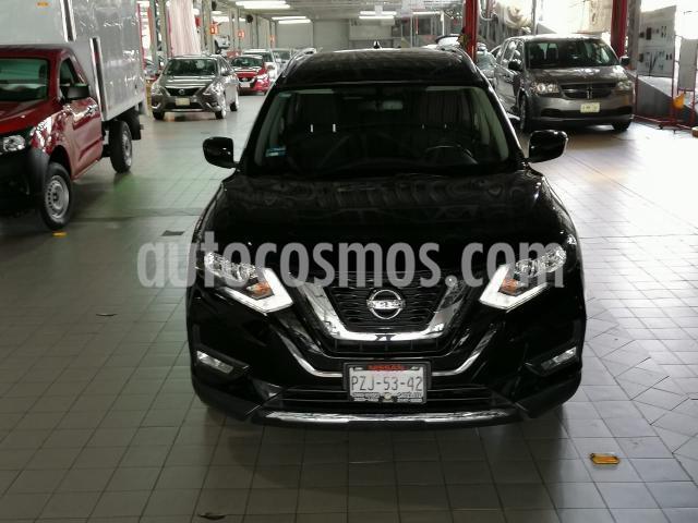 Nissan X-Trail 5P ADVANCE CVT CD QC 5 PAS. RA-18 usado (2018) color Negro precio $319,900