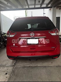 Nissan X-Trail Advance 2 Row usado (2017) color Rojo precio $289,000