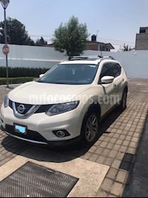 Nissan X-Trail Advance 3 Row usado (2016) color Blanco precio $250,000