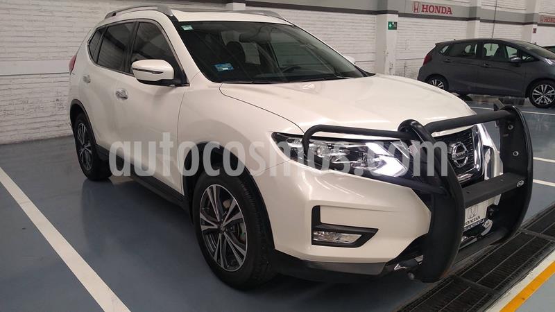 Nissan X-Trail Advance 2 Row usado (2019) color Blanco precio $399,000