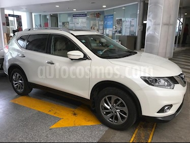 foto Nissan X-Trail Exclusive usado (2016) color Blanco precio $249,000