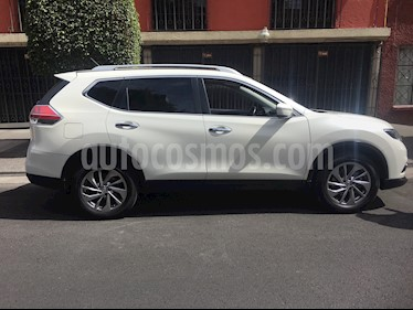 Nissan X-Trail Advance 3 Row usado (2016) color Blanco precio $245,000