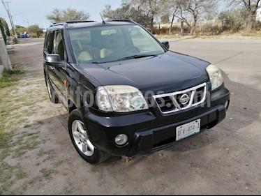 Nissan X-Trail SLX 2.5L Lujo Aut usado (2003) color Negro precio $85,500